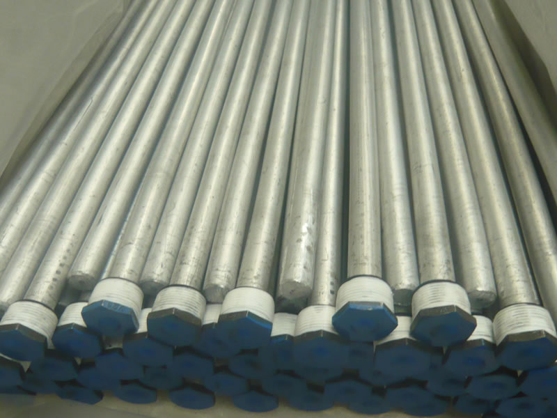 Anode Rod China Water Heater Anode Rod Manufacturer And