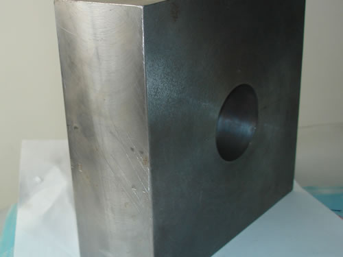 Pure Iron Anode